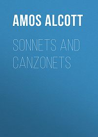 Amos Alcott -Sonnets and Canzonets