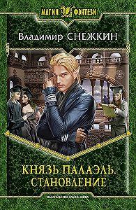 Владимир Снежкин - Князь Палаэль. Становление