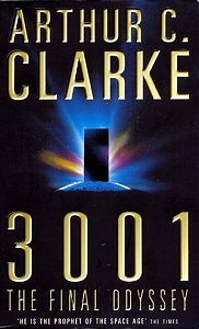 Артур Кларк -3001: Последняя Одиссея