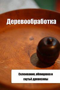 Илья Мельников -Склеивание, облицовка и гнутьё древесины