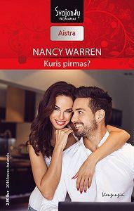 Nancy Warren -Kuris pirmas?