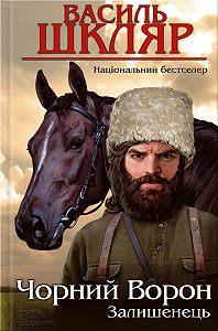 Василь Шкляр - Залишенець: Чорний ворон
