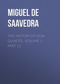 Miguel Cervantes -The History of Don Quixote, Volume 1, Part 12