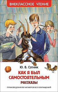 Юрий Вячеславович Сотник -Как я был самостоятельным