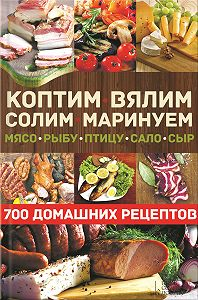 Виктор Андреев - Коптим, вялим, солим, маринуем мясо, рыбу, птицу, сало, сыр. 700 домашних рецептов