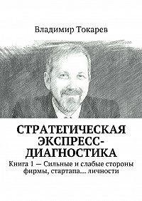 Владимир Токарев - Стратегическая экспресс-диагностика. Книга 1– Сильные ислабые стороны фирмы, стартапа… личности