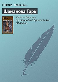 Михаил  Черненок -Шаманова Гарь
