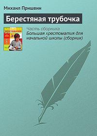 Михаил Пришвин -Берестяная трубочка