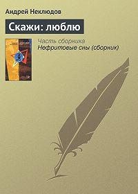 Андрей Неклюдов -Скажи: люблю
