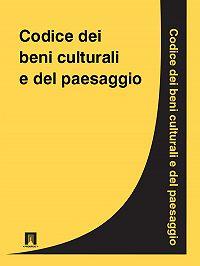 Italia -Codice dei beni culturali e del paesaggio