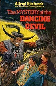Уильям Арден -Тайна пляшущего дьявола [Тайна танцующего дьявола]
