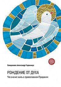 Протоиерей Александр Геронимус - Рождение от Духа. Что значит жить в православном Предании
