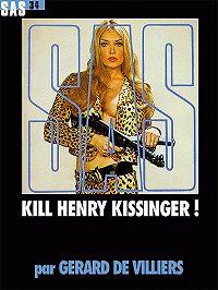 Жерар Вилье -Убить Генри Киссинджера!