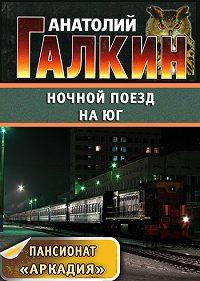 Анатолий Галкин -Ночной поезд на юг