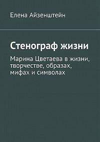 Елена Айзенштейн - Стенограф жизни