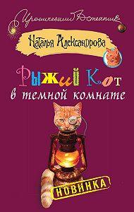 Наталья Александрова -Рыжий кот в темной комнате