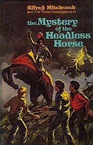 Уильям Арден -Тайна лошади без головы