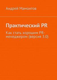 Андрей Мамонтов -ПрактическийPR. Как стать хорошим PR-менеджером (версия 3.0)