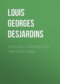 Louis Desjardins -England, Canada and the Great War
