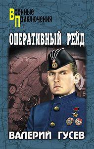 Валерий Гусев -Оперативный рейд (сборник)