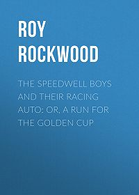 Roy Rockwood -The Speedwell Boys and Their Racing Auto: or, A Run for the Golden Cup