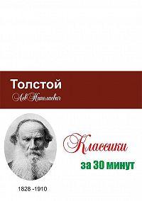 Илья Мельников -Толстой за 30 минут