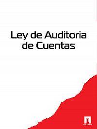 Espana - Ley de Auditoria de Cuentas