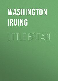 Washington Irving -Little Britain