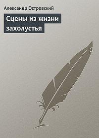 Александр Островский -Сцены из жизни захолустья