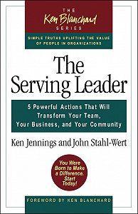 John Stahl-Wert -Serving leaders