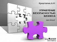 Александр Кришталюк - Управление безопасностью бизнеса