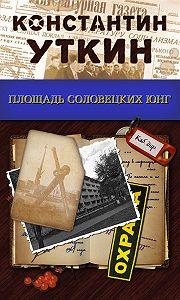 Константин Уткин -Площадь Соловецких Юнг