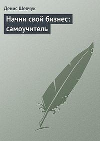 Денис Шевчук -Начни свой бизнес: самоучитель