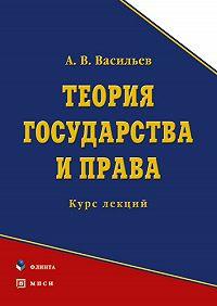Анатолий Васильевич Васильев - Теория государства и права. Курс лекций