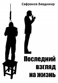 Владимир Вячеславович Сафронов -Последний взгляд на жизнь