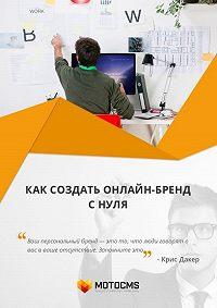 Редакторский MotoCMS -Как создать онлайн-бренд с нуля