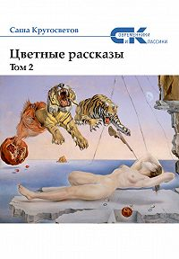 Саша Кругосветов -Цветные рассказы. Том 2