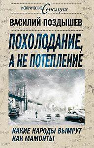 Василий Поздышев -Похолодание, а не потепление. Какие народы вымрут как мамонты