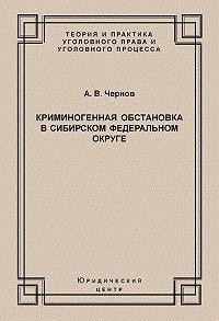 Анатолий Чернов - Криминогенная обстановка в Сибирском федеральном округе