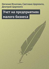 Наталия Игнатова -Учет на предприятиях малого бизнеса