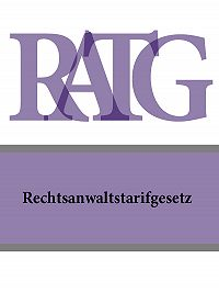 Österreich - Rechtsanwaltstarifgesetz – RATG