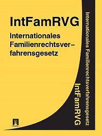 Deutschland -Internationales Familienrechtsverfahrensgesetz IntFamRVG
