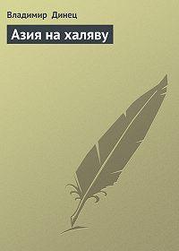 Владимир Динец -Азия на халяву