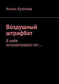 Антон Кротков, Антон Кротков - Воздушный штрафбат