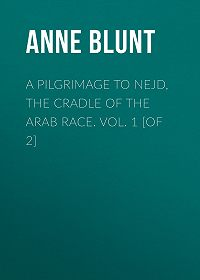 Anne Blunt -A Pilgrimage to Nejd, the Cradle of the Arab Race. Vol. 1 [of 2]
