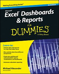 Michael Alexander -Excel Dashboards and Reports for Dummies