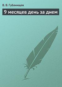 В. Губанищев -9 месяцев день за днем