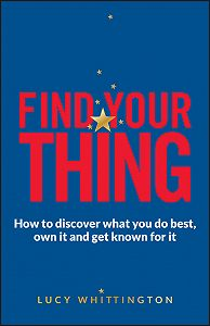 Lucy Whittington -Find Your Thing