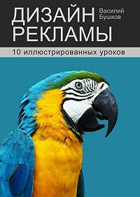 Василий Бушков -Дизайн рекламы. 10 иллюстрированных уроков