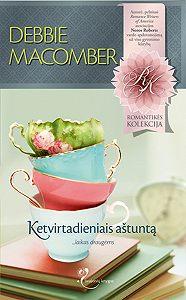 Debbie Macomber -Ketvirtadieniais aštuntą